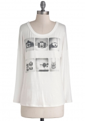 Give It Your Best Snapshot Tee at ModCloth