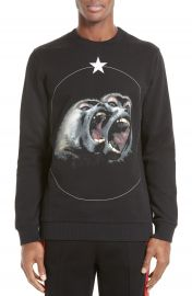 Givenchy Monkey Brothers Graphic Sweatshirt at Nordstrom