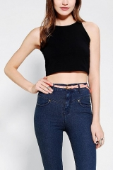 Glamorous Cropped Tank Top at Urban Outfitters