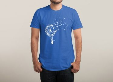 Going Where the Wind Blows Tee at Threadless