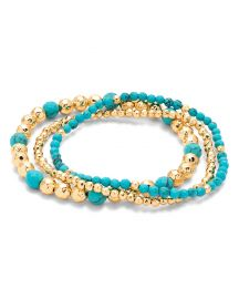 Gorjana Gypset Beaded Stretch Bracelets at Bloomingdales
