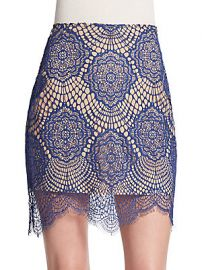 Grace Skirt by For Love and Lemons at Saks Off 5th