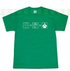 Green Lantern Equation Tshirt at Ali Express