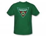 Green arrow tee at TV Store Online