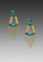 Greenwich earrings by Lionette NY at Revolve