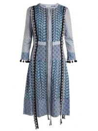 Grenelle broderie-anglaise patchwork cotton dress at Matches