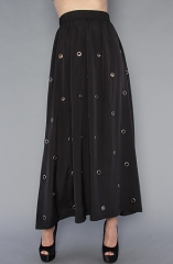 Grommet Skirt by Unif at Karma Loop