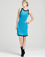 Groovy dress by Nanette Lepore at Bloomingdales