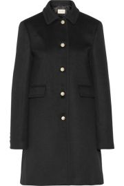 Gucci   Wool coat at Net A Porter