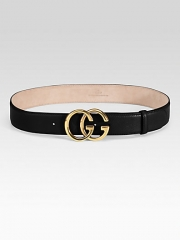 Gucci - Double G Buckle Belt at Saks Fifth Avenue