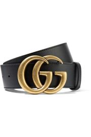 Gucci - Leather belt at Net A Porter