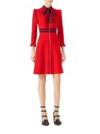 Gucci - Viscose Jersey Dress at Saks Fifth Avenue