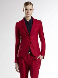 Gucci - Wool Blazer at Saks Fifth Avenue