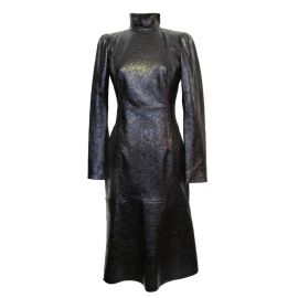 Gucci Fall 2013 Leather Dress at 1st Dibs