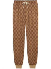 a03f5e79196d5 WornOnTV  Dorit s brown Gucci gg pants on The Real Housewives of ...
