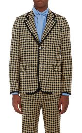 Gucci Houndstooth Two-Button Sportcoat at Barneys