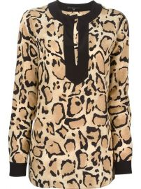 Gucci Leopard Top - at Farfetch