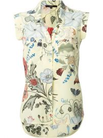 Gucci and39floraand39 By Kris Knight Shirt - at Farfetch