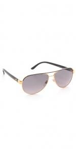 Gucci aviator sunglasses at Shopbop