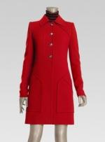 Gucci coats at Gucci