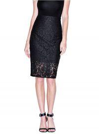 Guess Aisha Lace Skirt at Guess