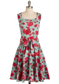 Guest of Honor Dress in Rose Garden at ModCloth