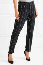 Haider Ackermann Striped Trousers  1 119 - Buy SS18 Online - Fast Global Delivery  Price at Farfetch