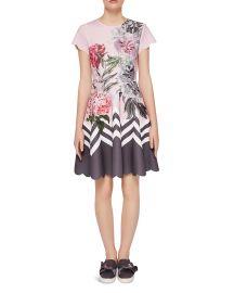 Haiilie Dress  Ted Baker at Bloomingdales