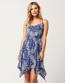 Hanky Dress by Socialite at Tillys