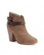 Harrow bootie in Camel at Rag & Bone