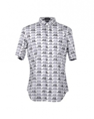 Hat print shirt by Viktor and Rolf at Yoox