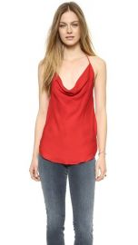 Haute Hippie New Scarface Halter Tank at Shopbop