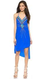Haute Hippie V Neck Embellished Dress at Shopbop
