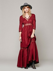 Heart dress at Free People