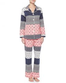 Hearts Galore Pajama Set at Neiman Marcus