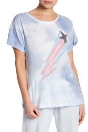 Heavens Manchester Star Tee by Wildfox at Nordstrom Rack