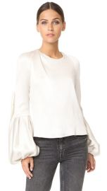 Hellessy Sage Ruffle Top at Shopbop