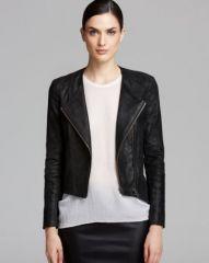 Helmut Lang Jacket - Patina Leather at Bloomingdales