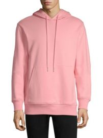 Helmut Lang Patch Pocket Hoodie at Saks Fifth Avenue