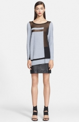Helmut Lang Static Transfer Sweater at Nordstrom