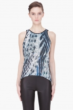 Helmut Lang top worn by Rachel Bilson at Ssense