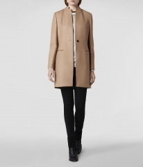 Hendrick coat at All Saints