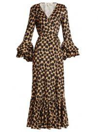 Henlow silk dress at Matches
