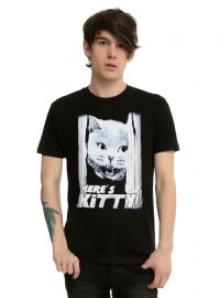 Heres Kitty Tee at Hot Topic