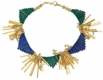 Hesse necklace by Gemma Redux at Boticca