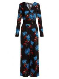 Hewes floral-print jumpsuit at Matches