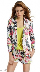 Hibiscus Jacket at Guess