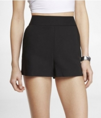 High Rise Shorts at Express