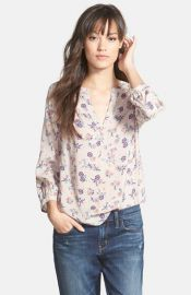 Hinge Henley Top at Nordstrom