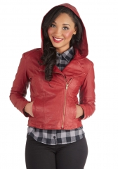 Hit the Bricks Jacket in Red at ModCloth